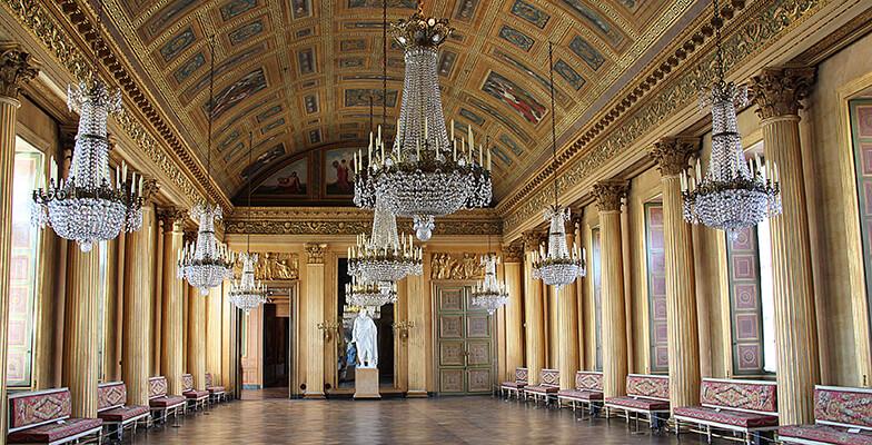 Eventlocation Schloss Benrath Dusseldorf Locationguide24